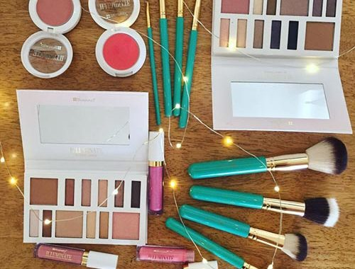 Illuminate By Ashley Tisdale Collection Review BH Cosmetics