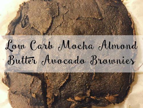 low carb keto brownie recipe