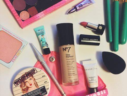 Makeup Travel Bag Tips