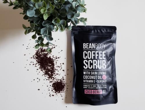 Bean Body Coffee Scrub Review Simply Stephaniekay