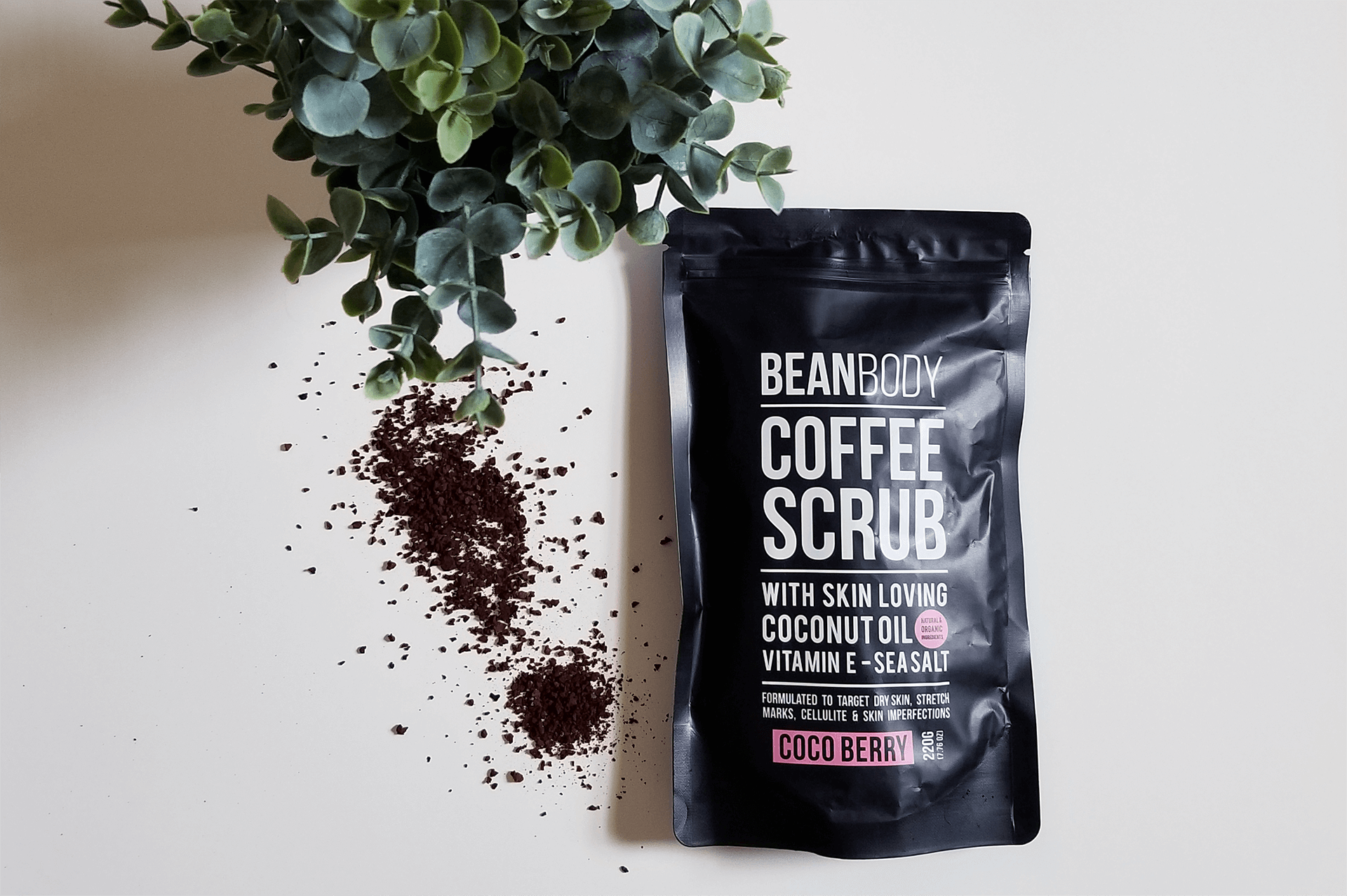 Bean Body Coffee Scrub Review Simply Stephaniekay