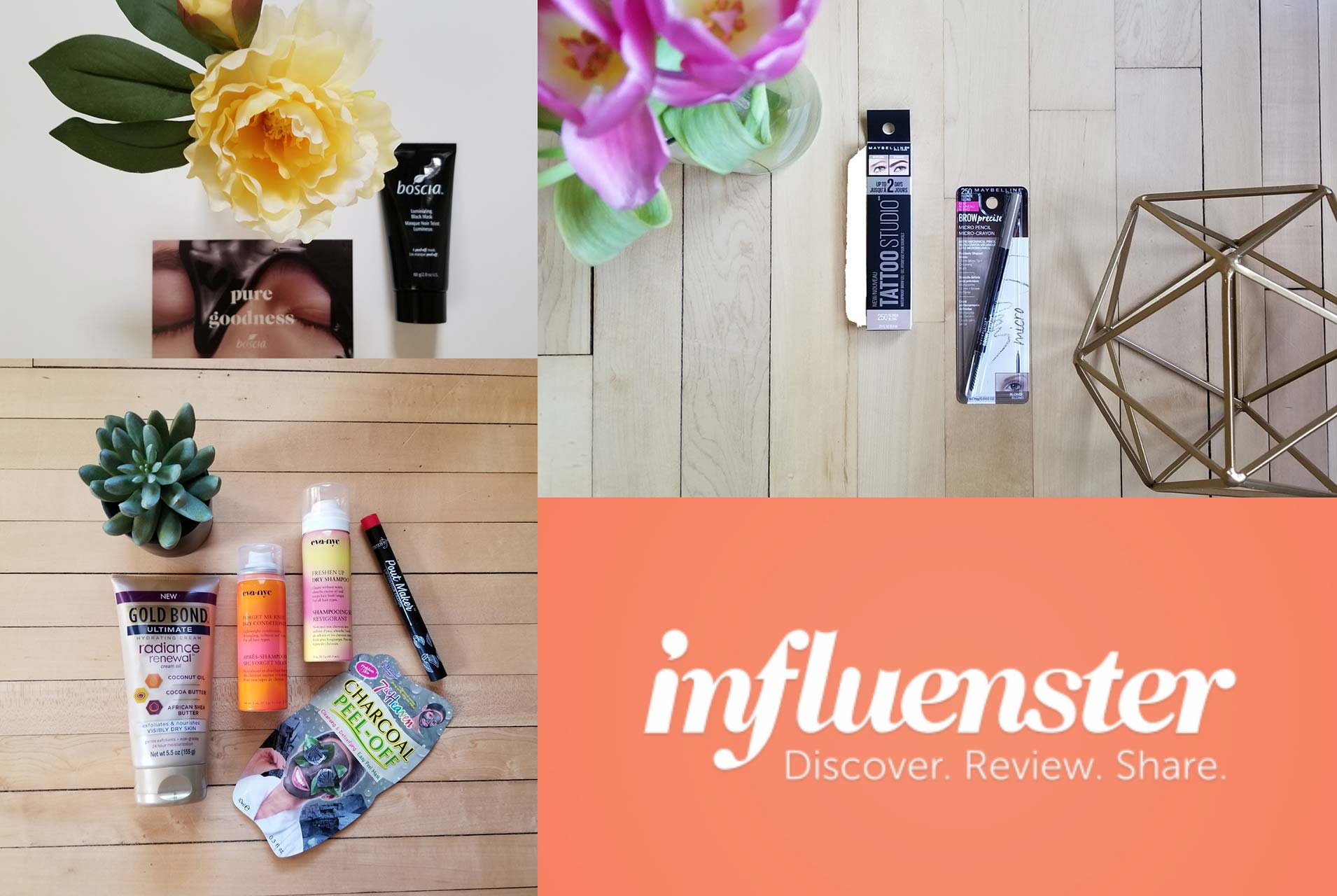 Free Beauty Products Influenster Vox Box