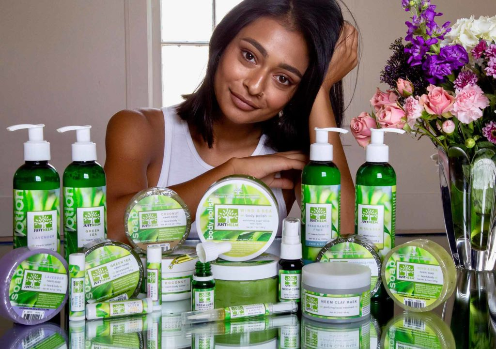Just Neem Interview - Clean and Cruelty Free