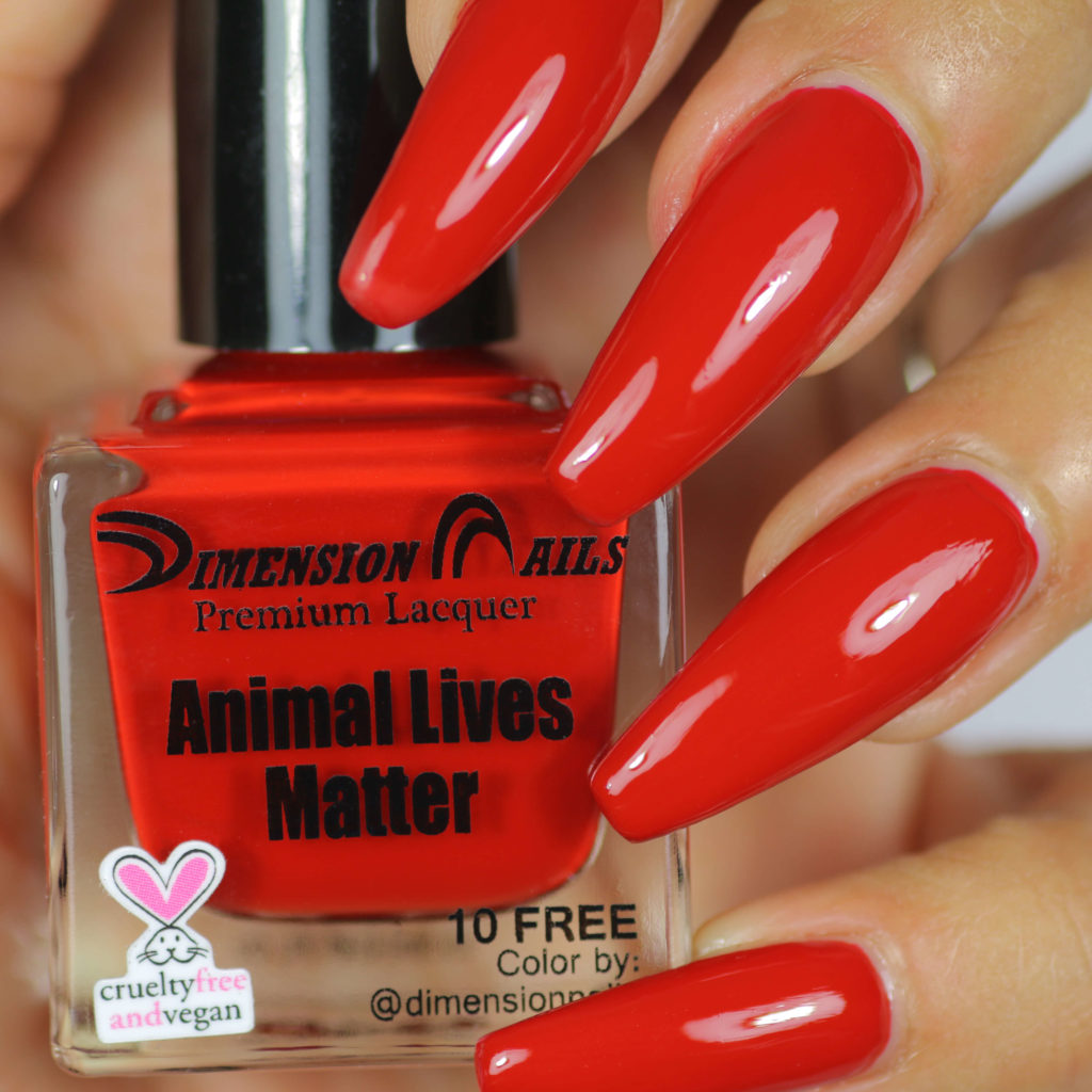 Dimension Nails Nail Polish Animal Lives Matter