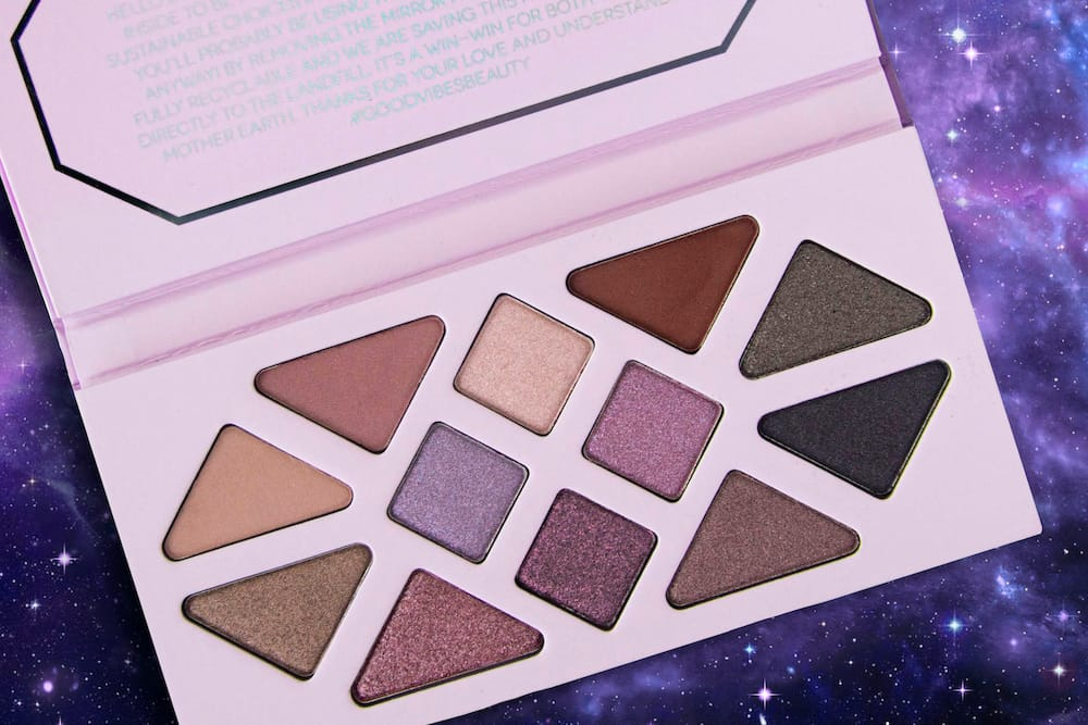 Aether Beauty Amethyst Eyeshadow Palette